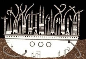 Karina Puente illustrazione