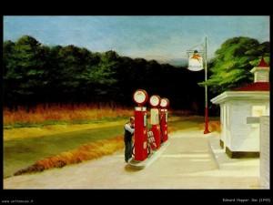 Edward Hopper_Gas