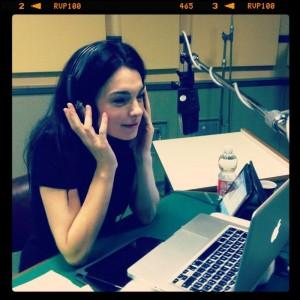 in studio 2013