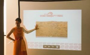 Francesca Frediani presenta La Musica del Silenzio